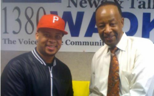 [VIDEO] James Fortune Gets Personal About His Identity